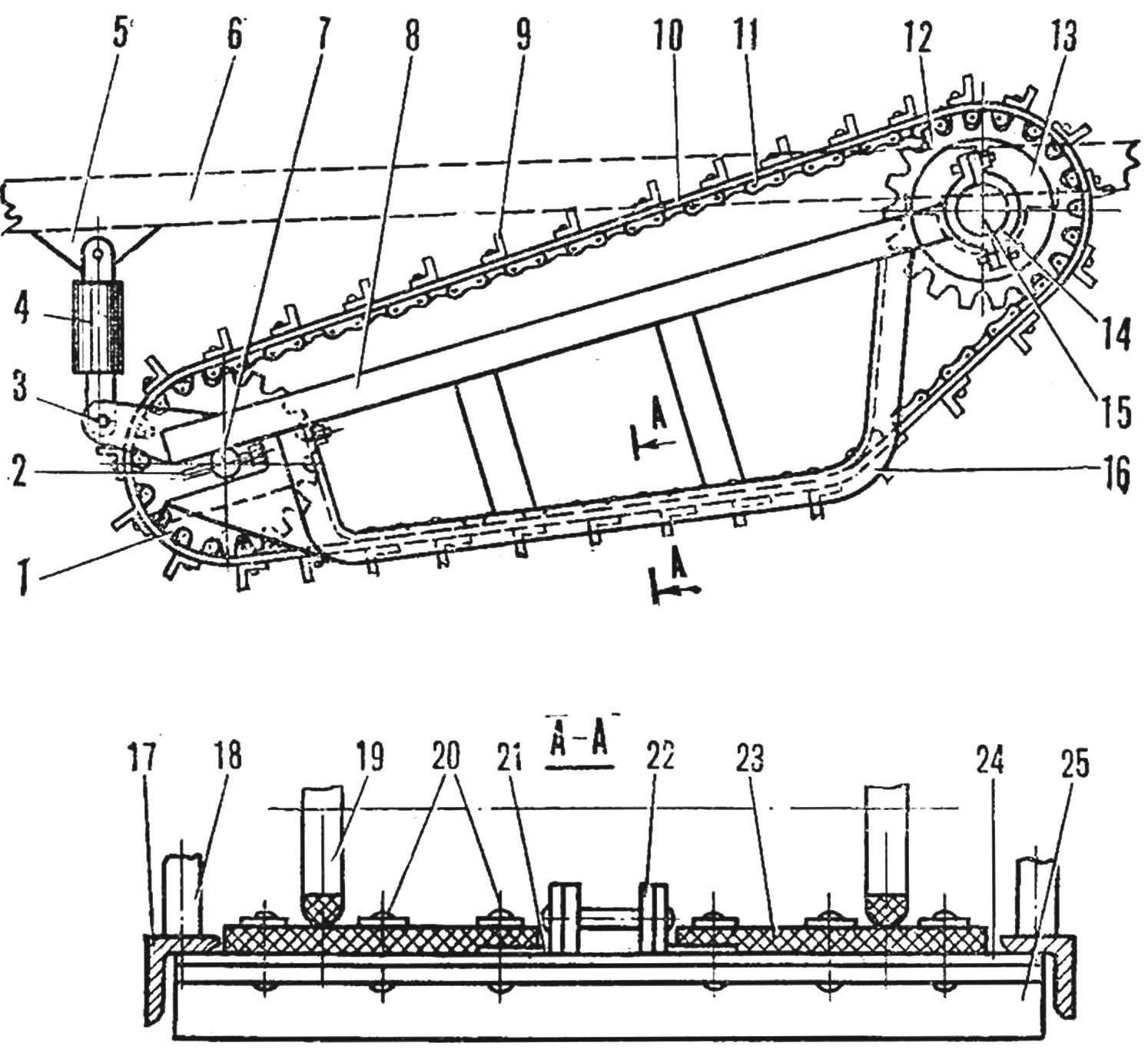 Fig. 7. Mover motoart