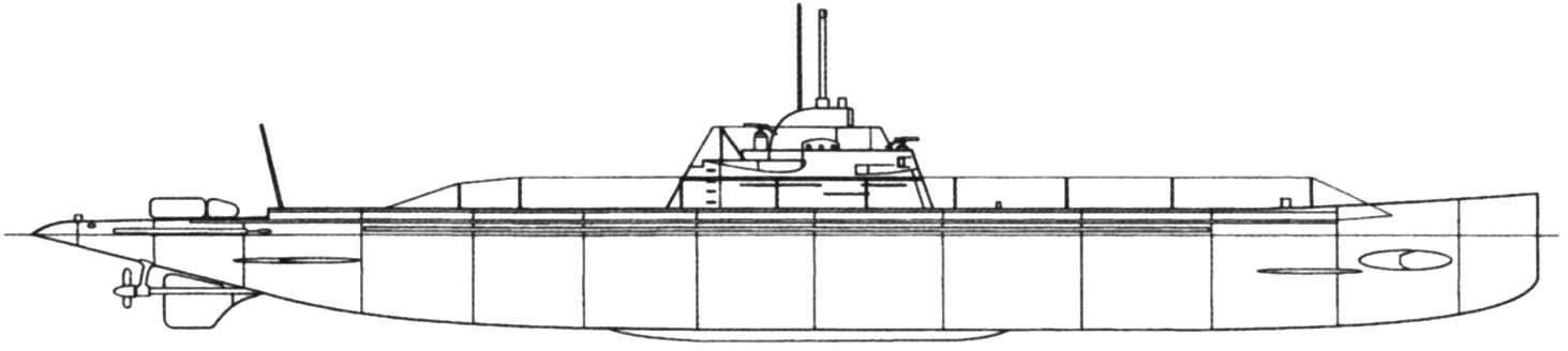 Подводная лодка «U-4», Австро-Венгрия, 1909 г.