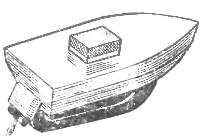 Рис. 2. Формирование штампа.