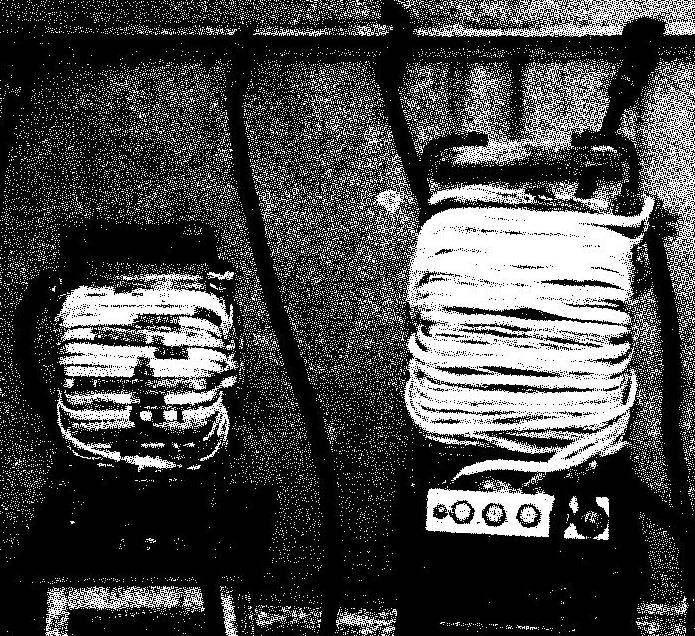 Пусковые устройства с тороидальными трансформаторами