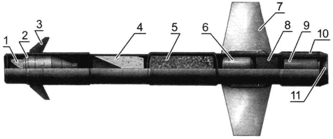9М113М rocket complex