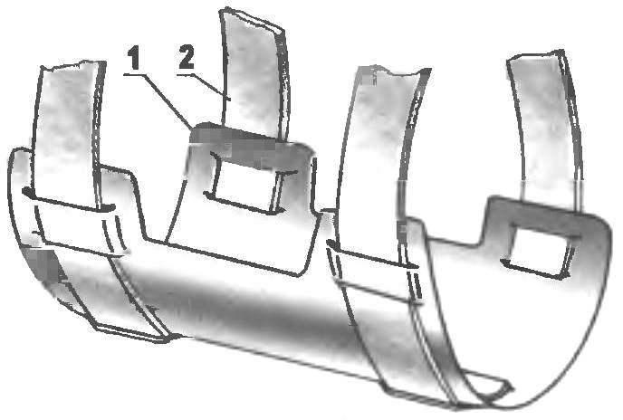 Рис.1. Налокотник
