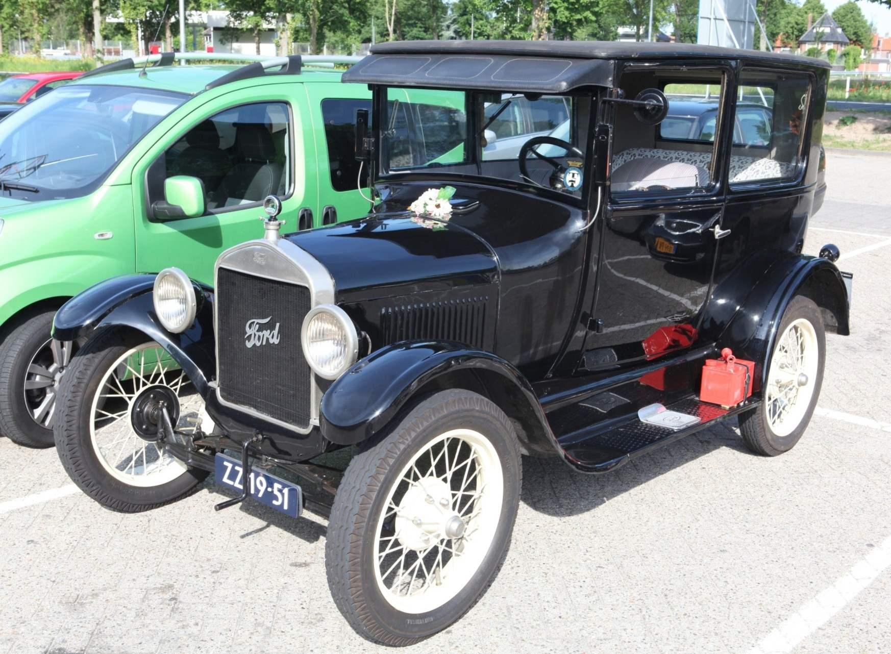 «Тюдор» «Форд-Т» 1927 года