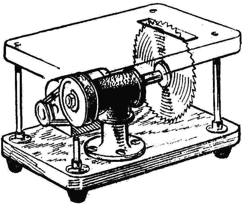 Fig. 4. Circular saw.