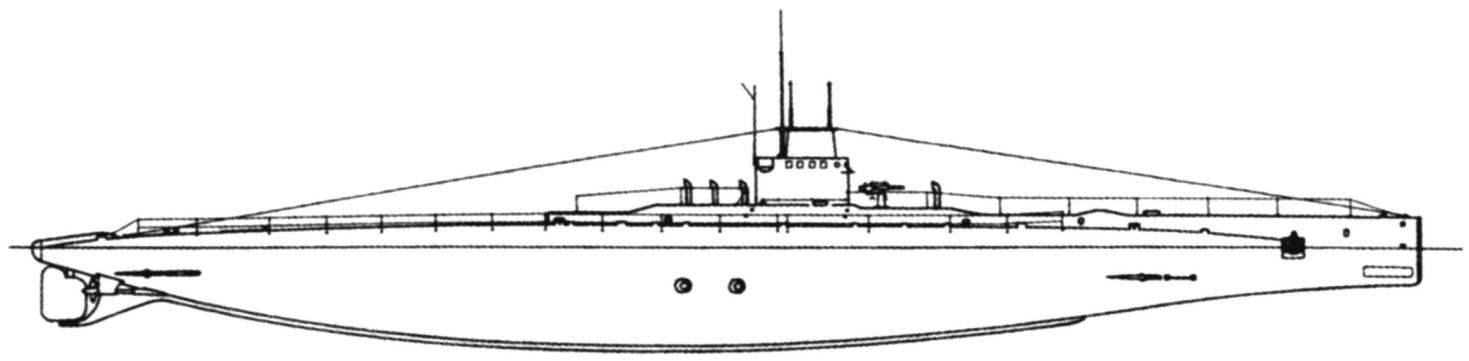 Подводная лодка «Наутилус» (Англия, 1917 г.)