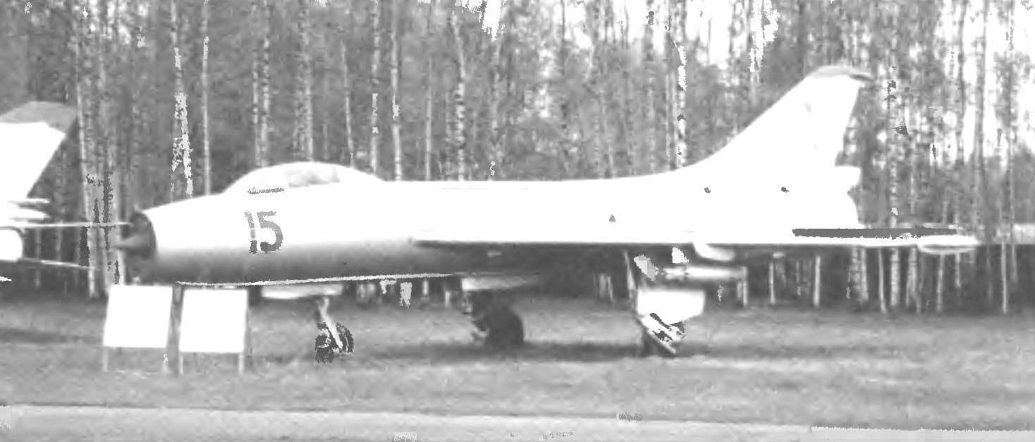ПЕРЕВОПЛОЩЕНИЕ (от Су-7 к Су-7БКЛ)