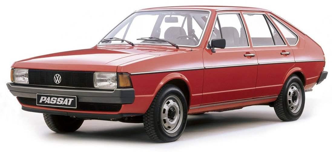 VW PASSAT первого поколении (1977 г.)