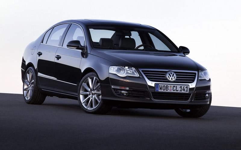 VW PASSAT sixth generation (2005)