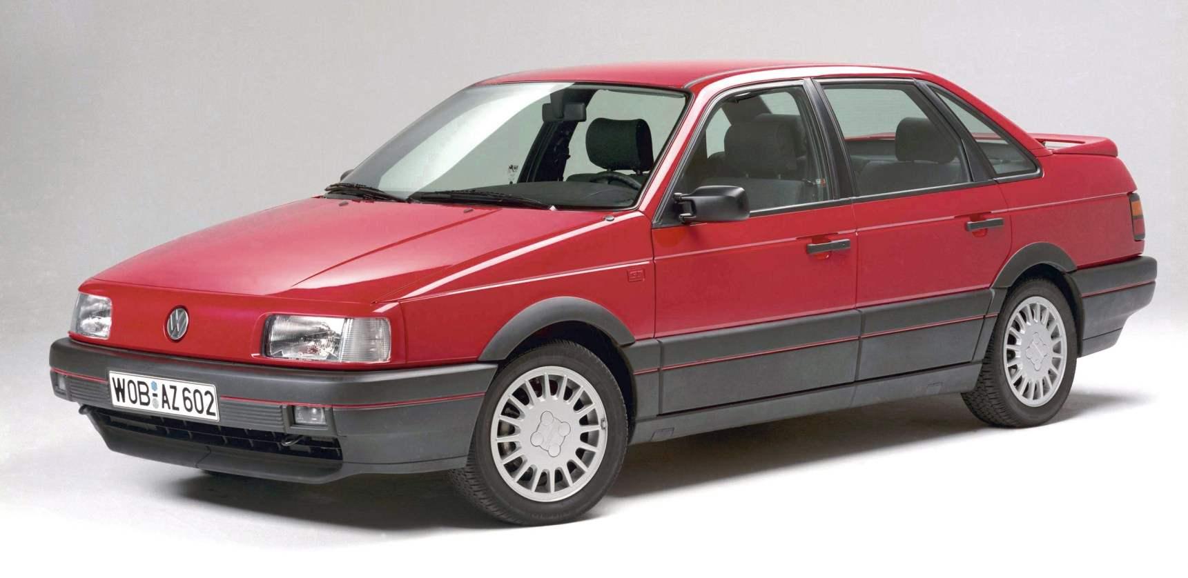 VW PASSAT третьего поколения (1988 г.)