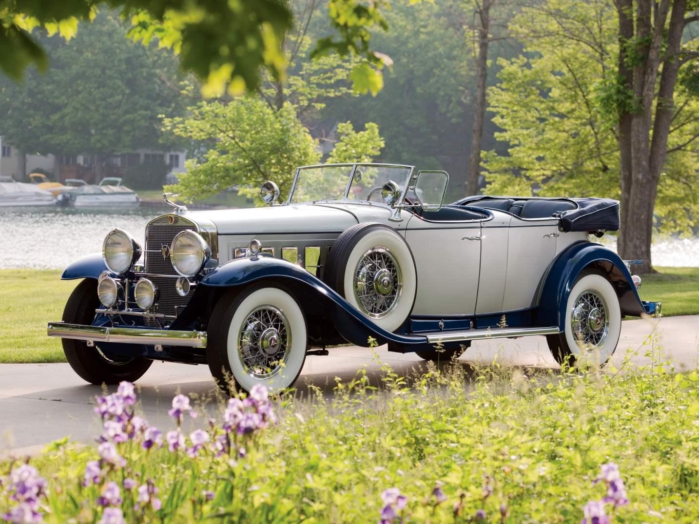 CADILLAC V16 1930 г.