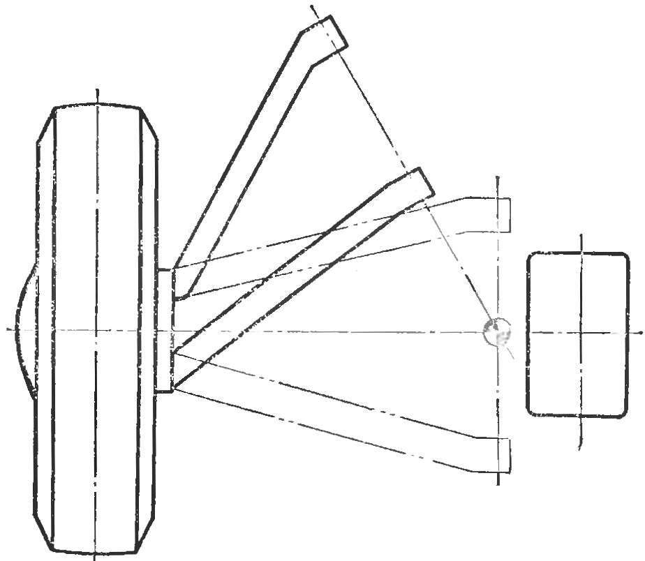 Fig. 5. Suspension axle swing arm