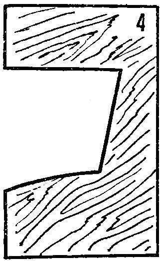 Fig. 3. Template Midel-frame.