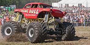 Монстр - Raging Bull (Бешеный бык)