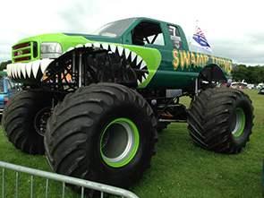 Монстр - Swamp Thing (Болотная тварь)