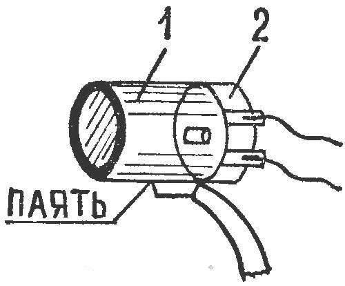 Рис. 4. Фотодатчик