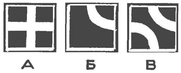 Рис. 2. Раскраска фишек