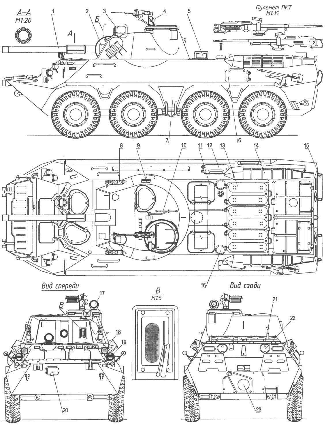 Самоходное орудие 2С23 «Нона-СВК»
