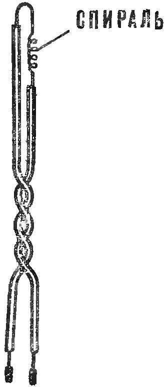 Рис. 3. Электрозапал