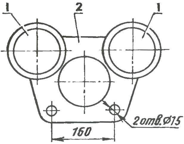 Fig. 4. Wheel block hoist