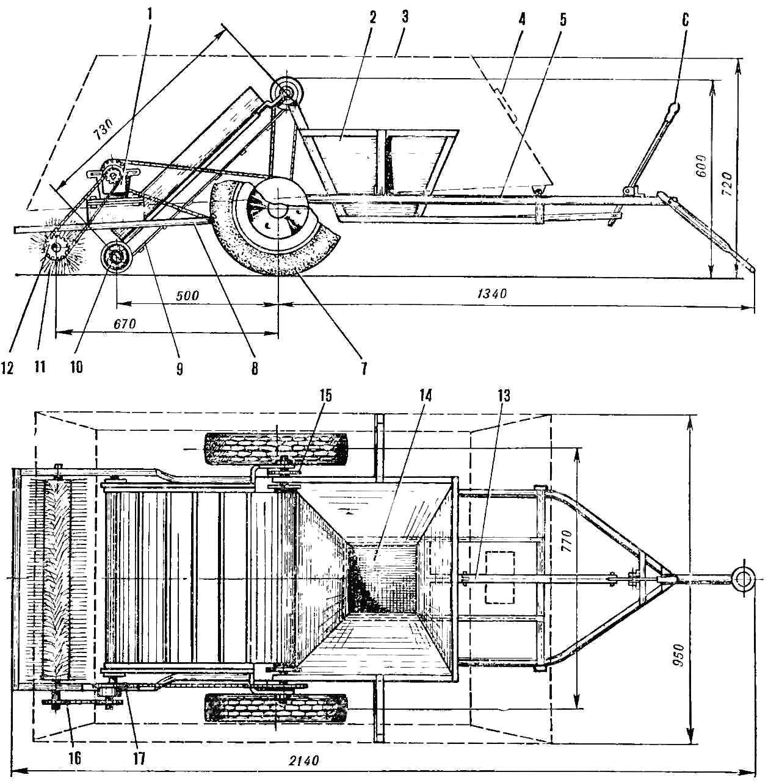 Схема «Мойдодыра»