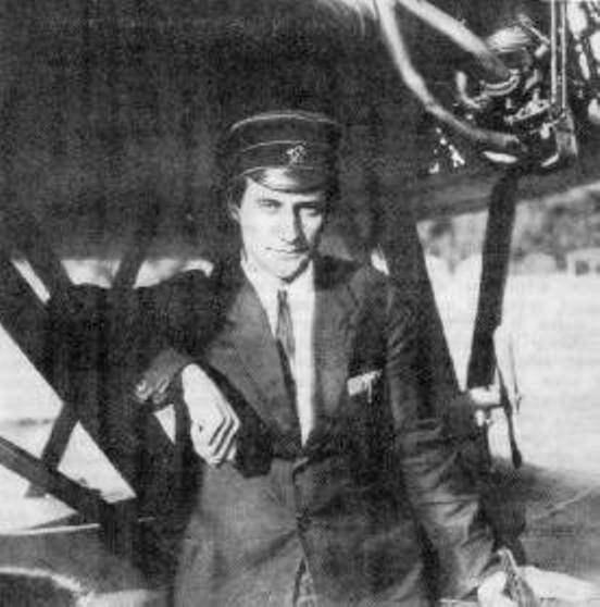 Авиаконструктор В. Б. Шавров