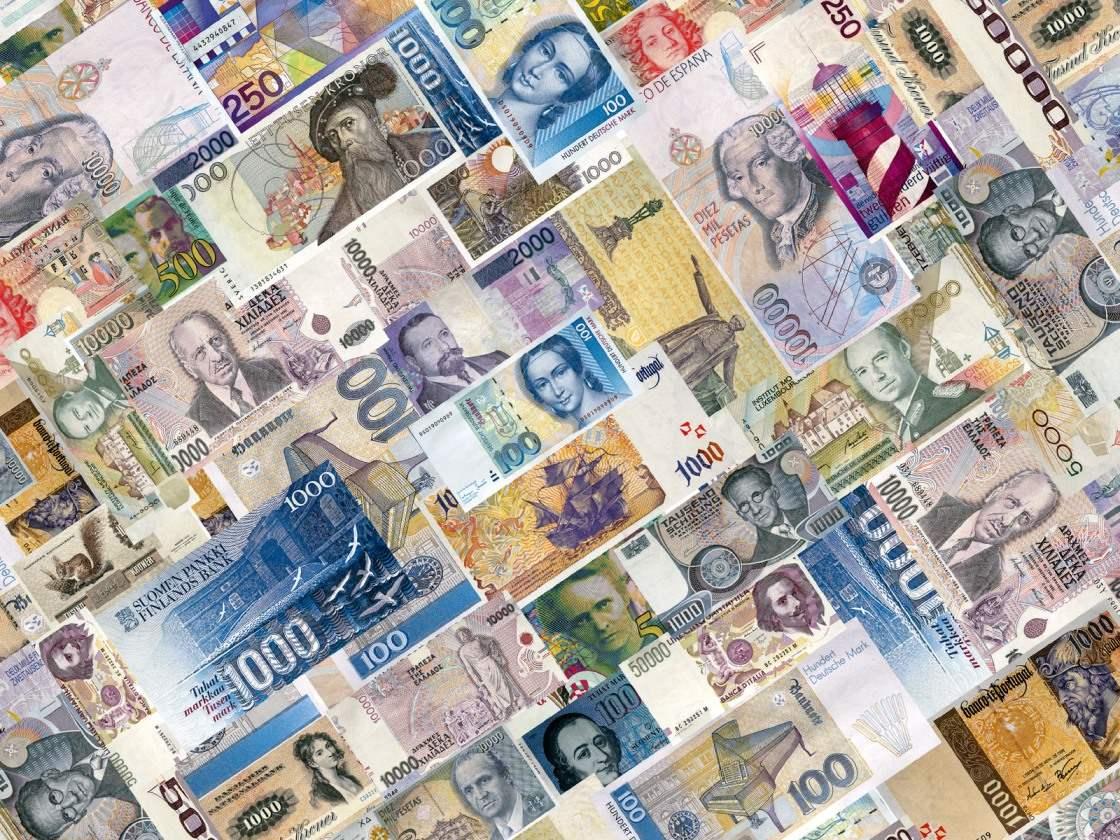 Где купить банкноты