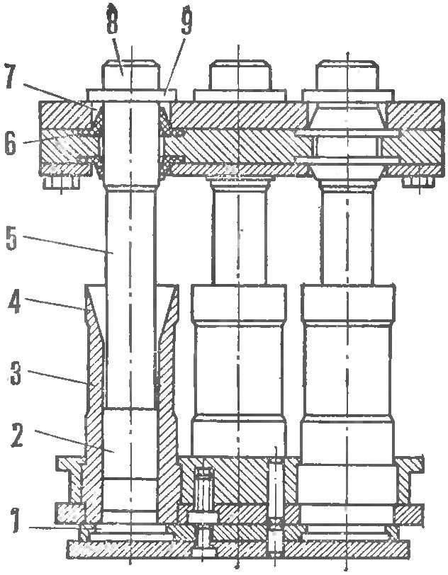 Fig. 5. Scheme press