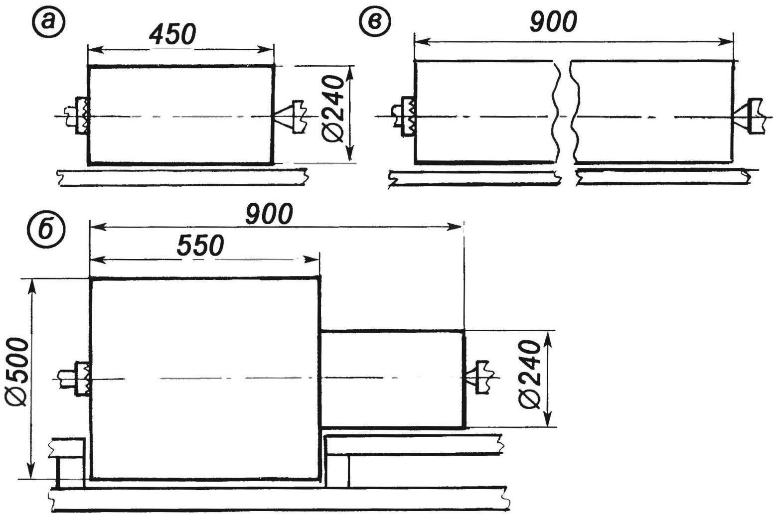 Максимальные габариты заготовок, которые можно обрабатывать на станках