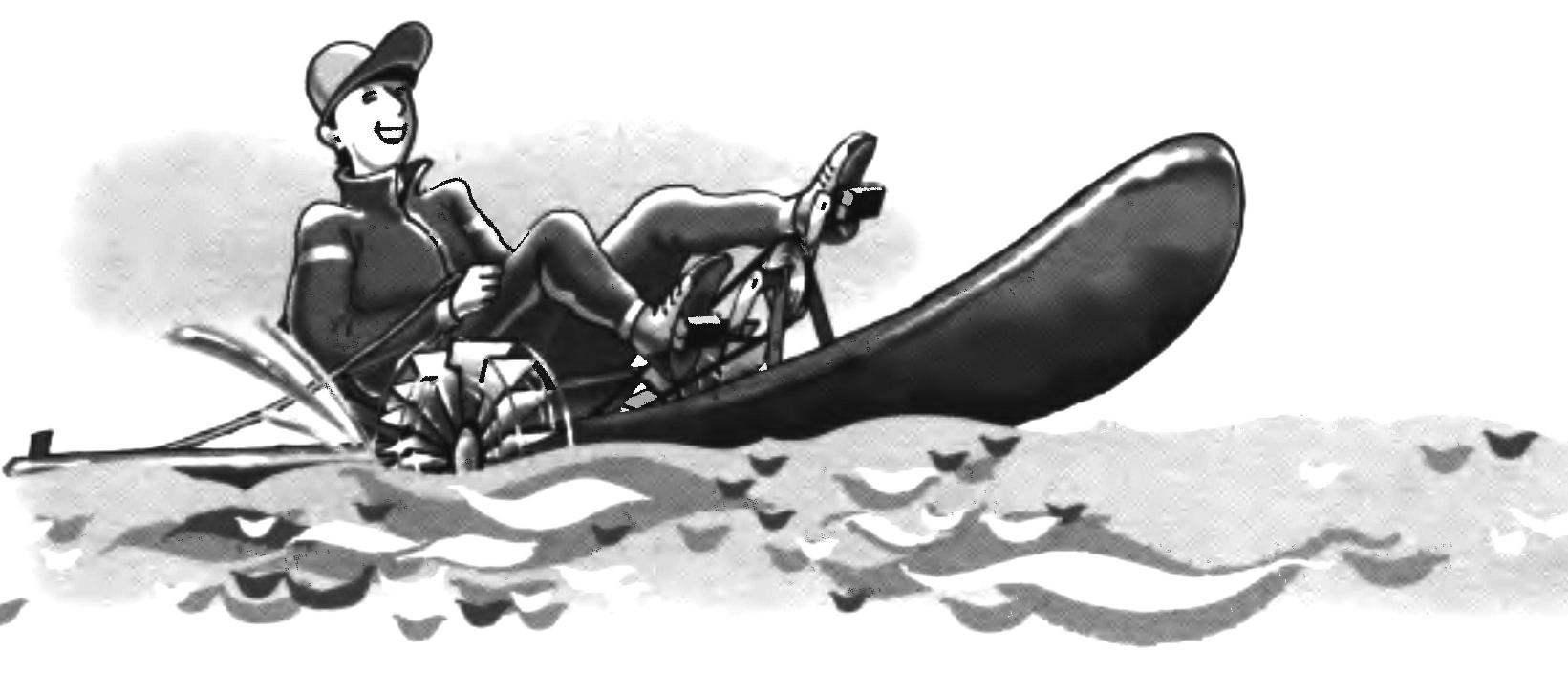 PEDAL SURFER
