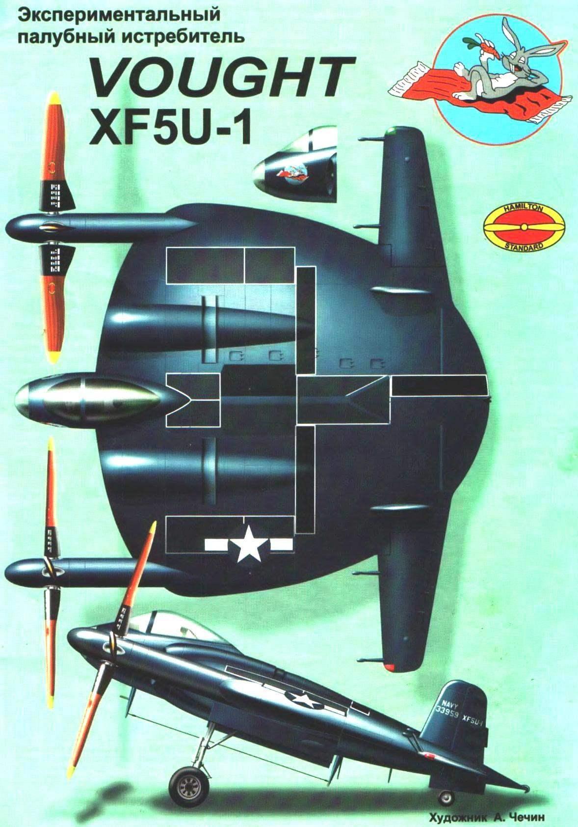 XF5U-1