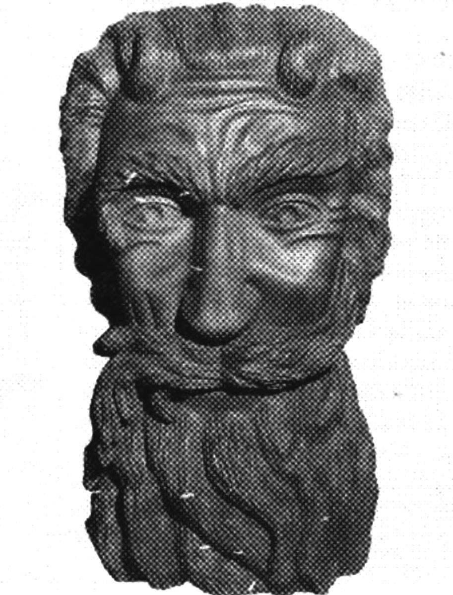 «Моисей» (высота 360 мм, береза тонированная)