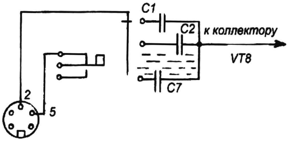 Wiring connector for Shopov