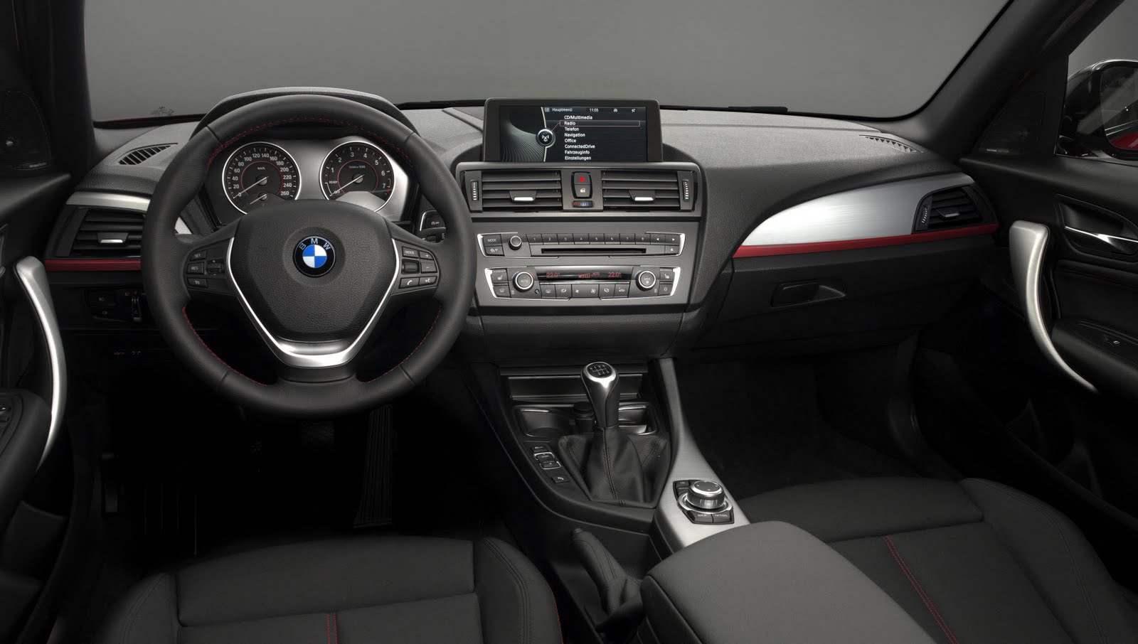 Рулевой пост BMW SERIES 1
