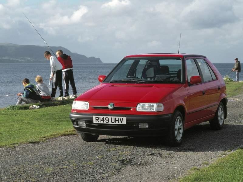 SKODA FELICIA — первый автомобиль, созданный п 1994 году при участии специалистов концерна VOLKSWAGEN