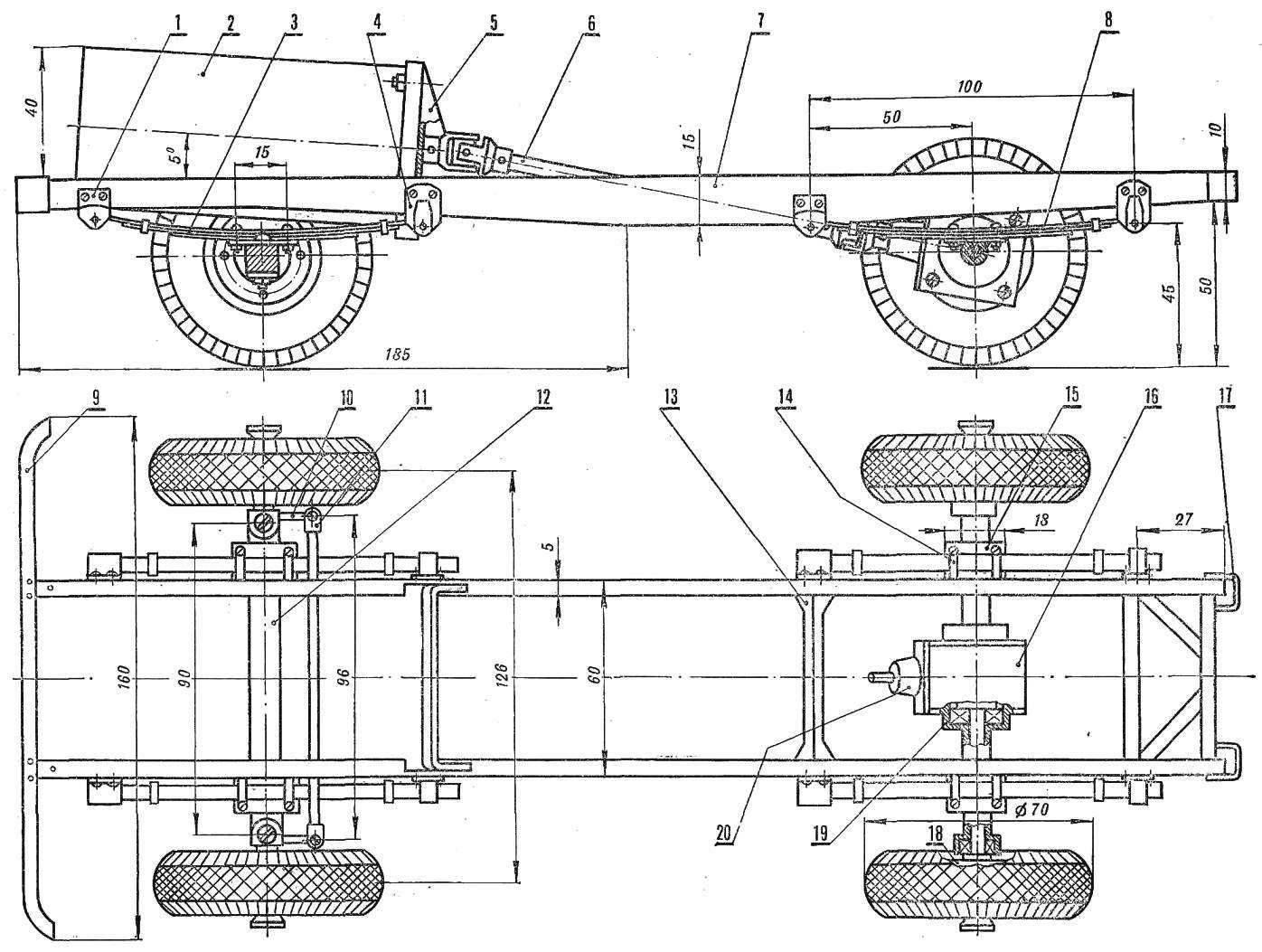 Fig. 4. Suspension