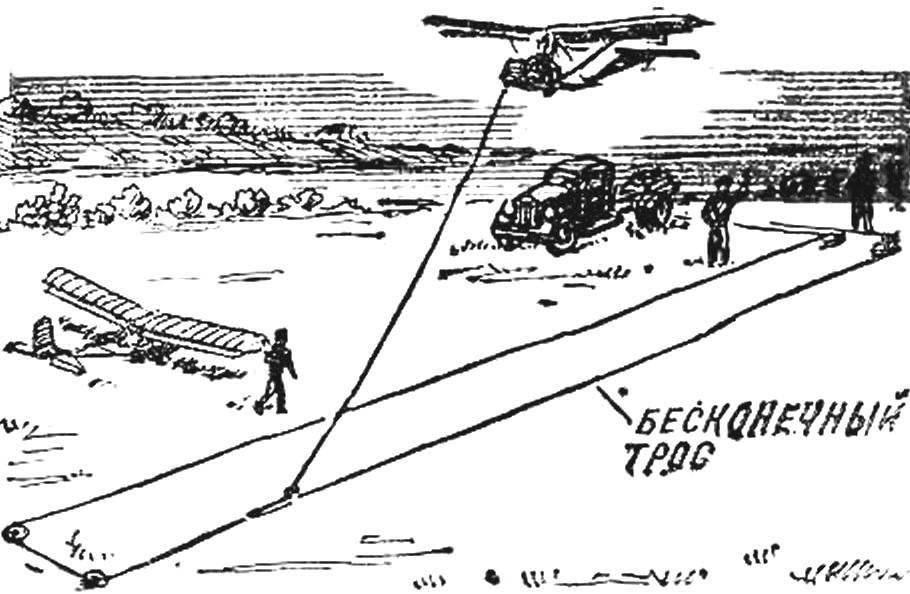 Рис. 4. Автолебедка В. Макарова.