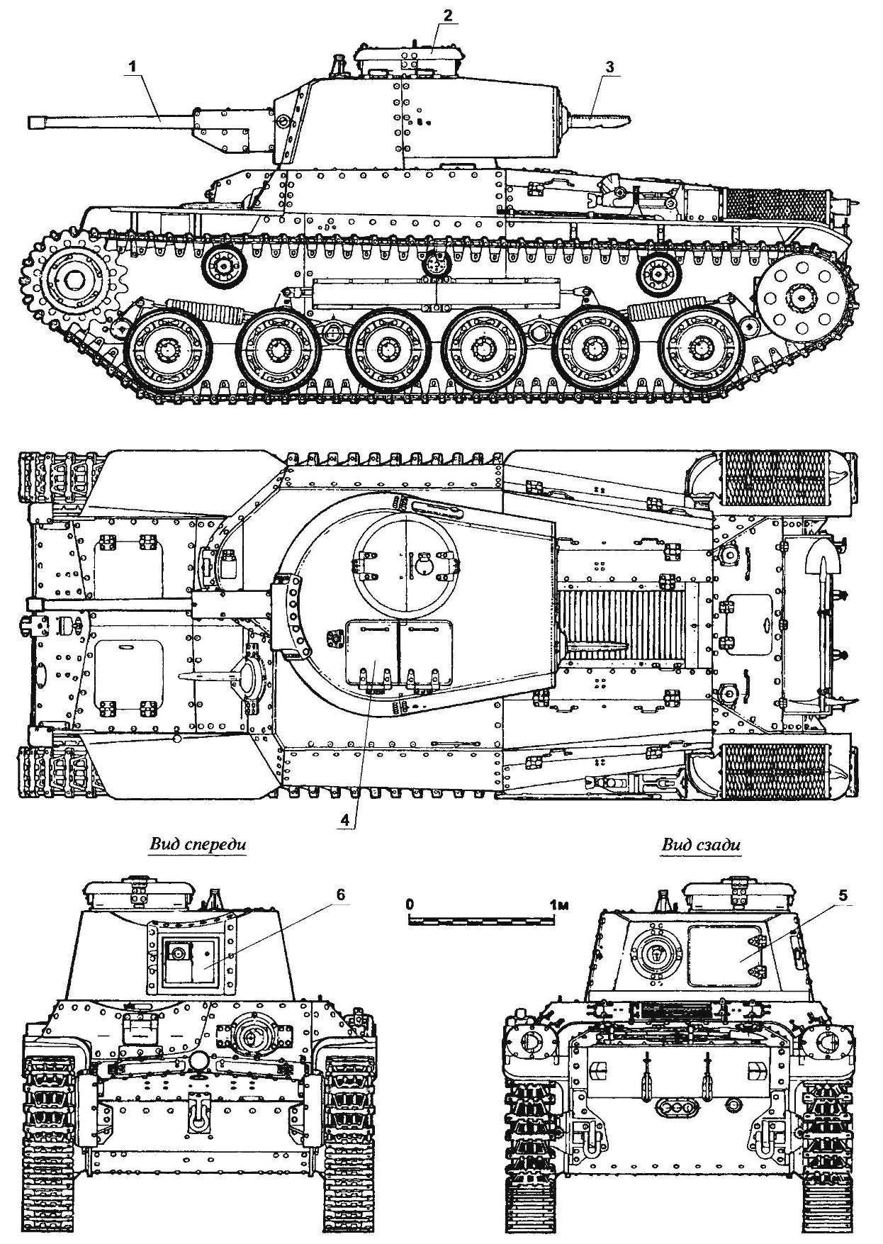 Средний танк «Шинхото Чи-ха»