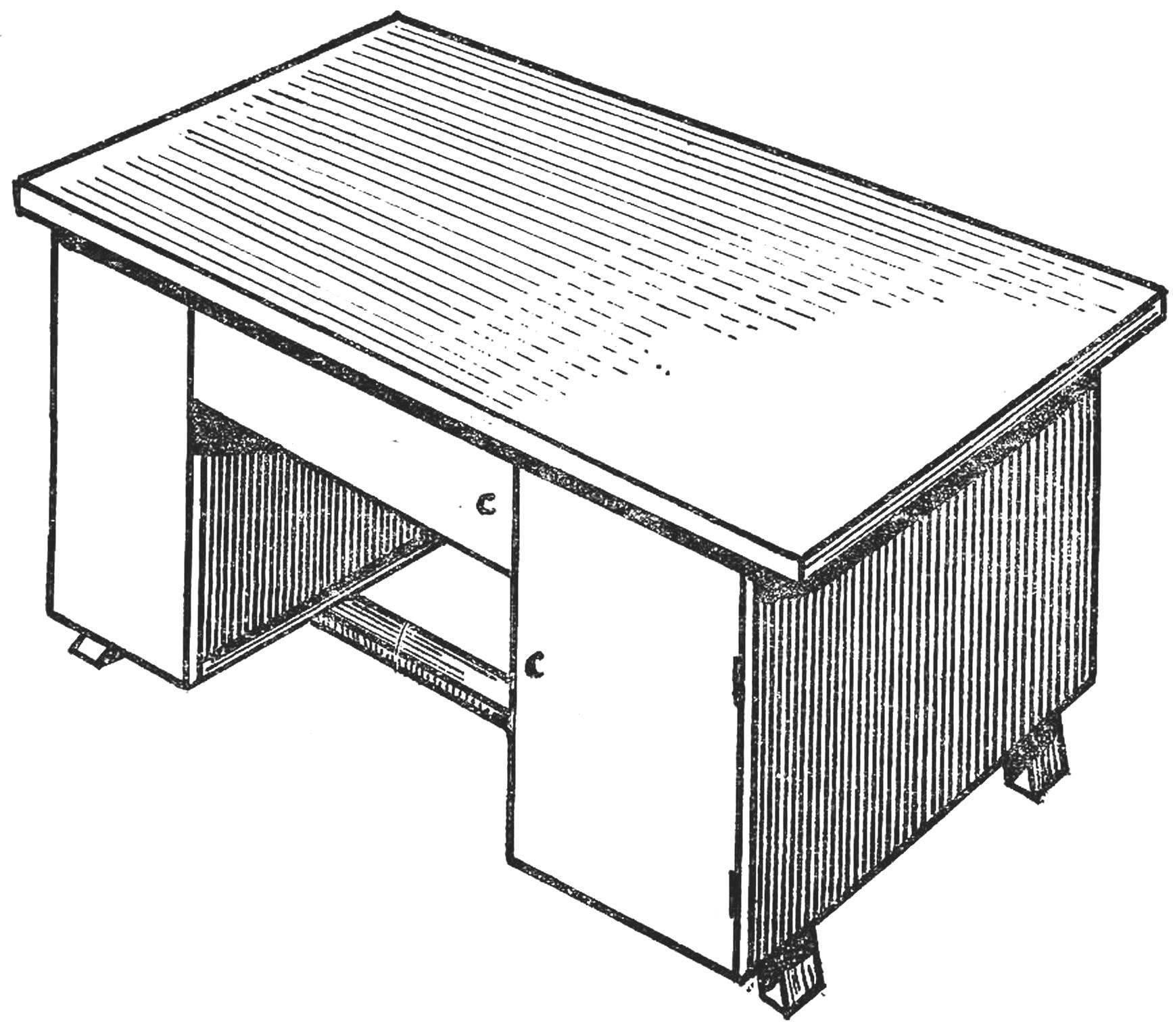 TABLE-WORKSHOP