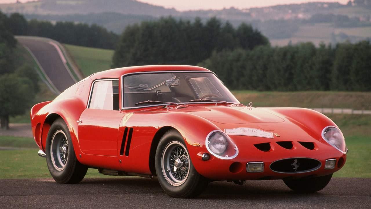 FERRARI 250GTO образца 1962 года сегодня является самым дорогим коллекционным автомобилем в мире — его стоимость достигав 3 млн долларов!