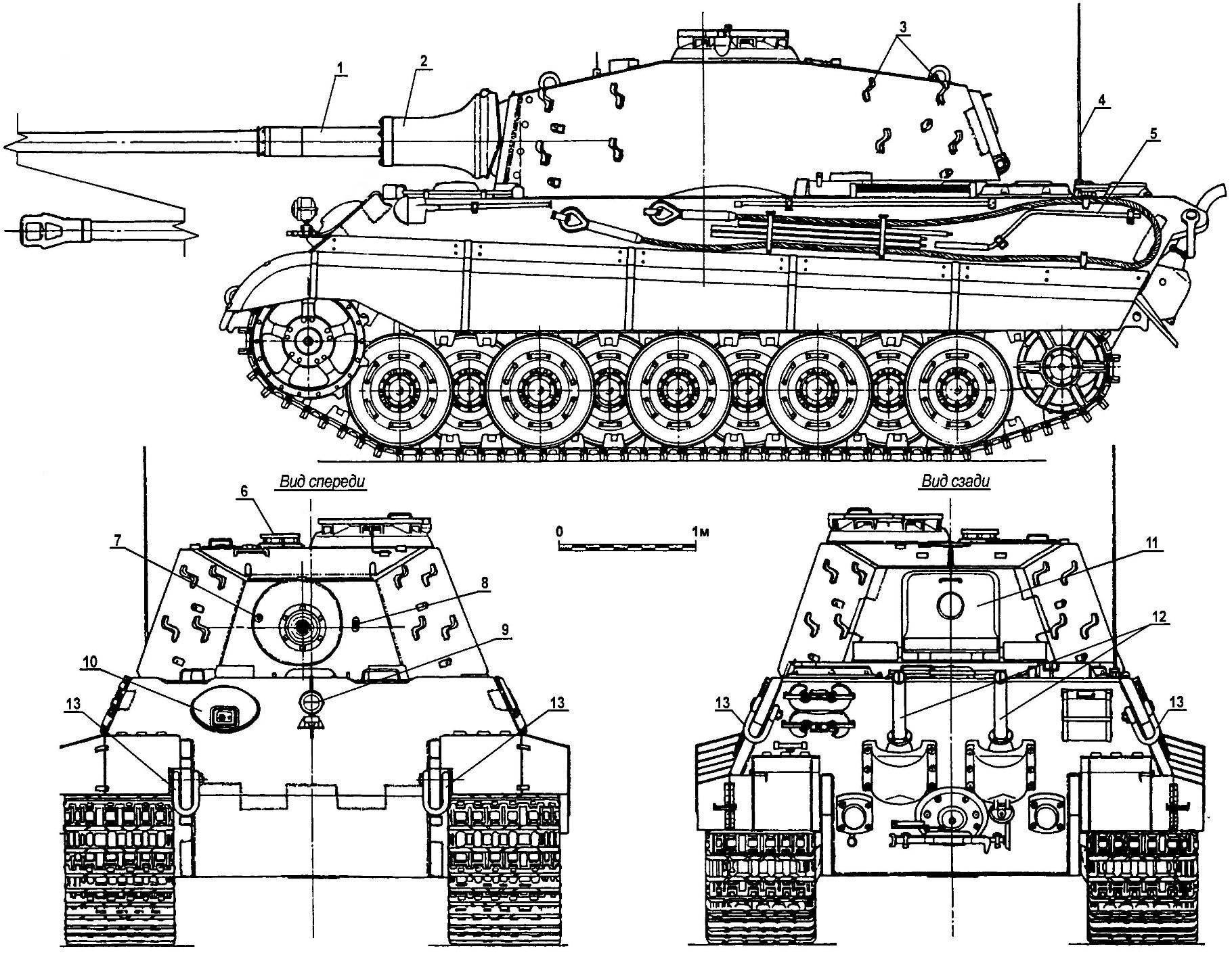 Pz. Kpfw. VI Ausf.B Tiger II