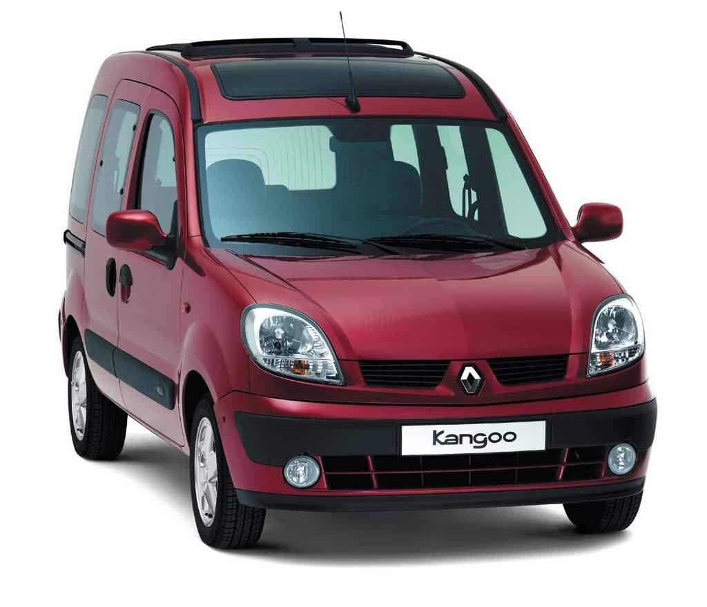Суперуниверсал KANGOO фирмы Renault