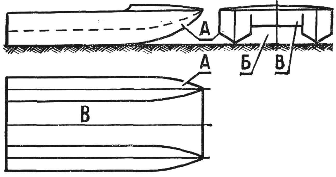Рис. 7. Катамаран