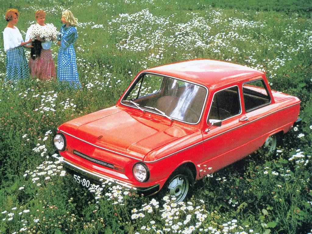 ZAPOROZHETS ZAZ-968M