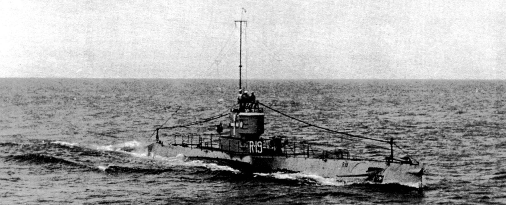 R-19 в 1920-е годы. Видна телескопическая радиоантенна в поднятом положении