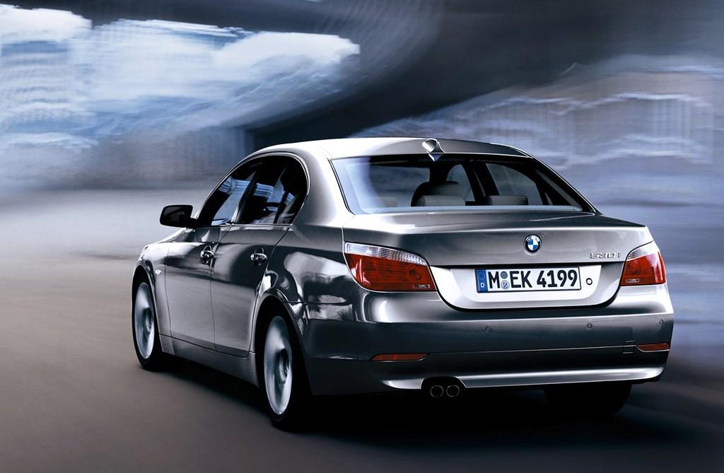 ПЯТАЯ «ПЯТЕРКА» BMW