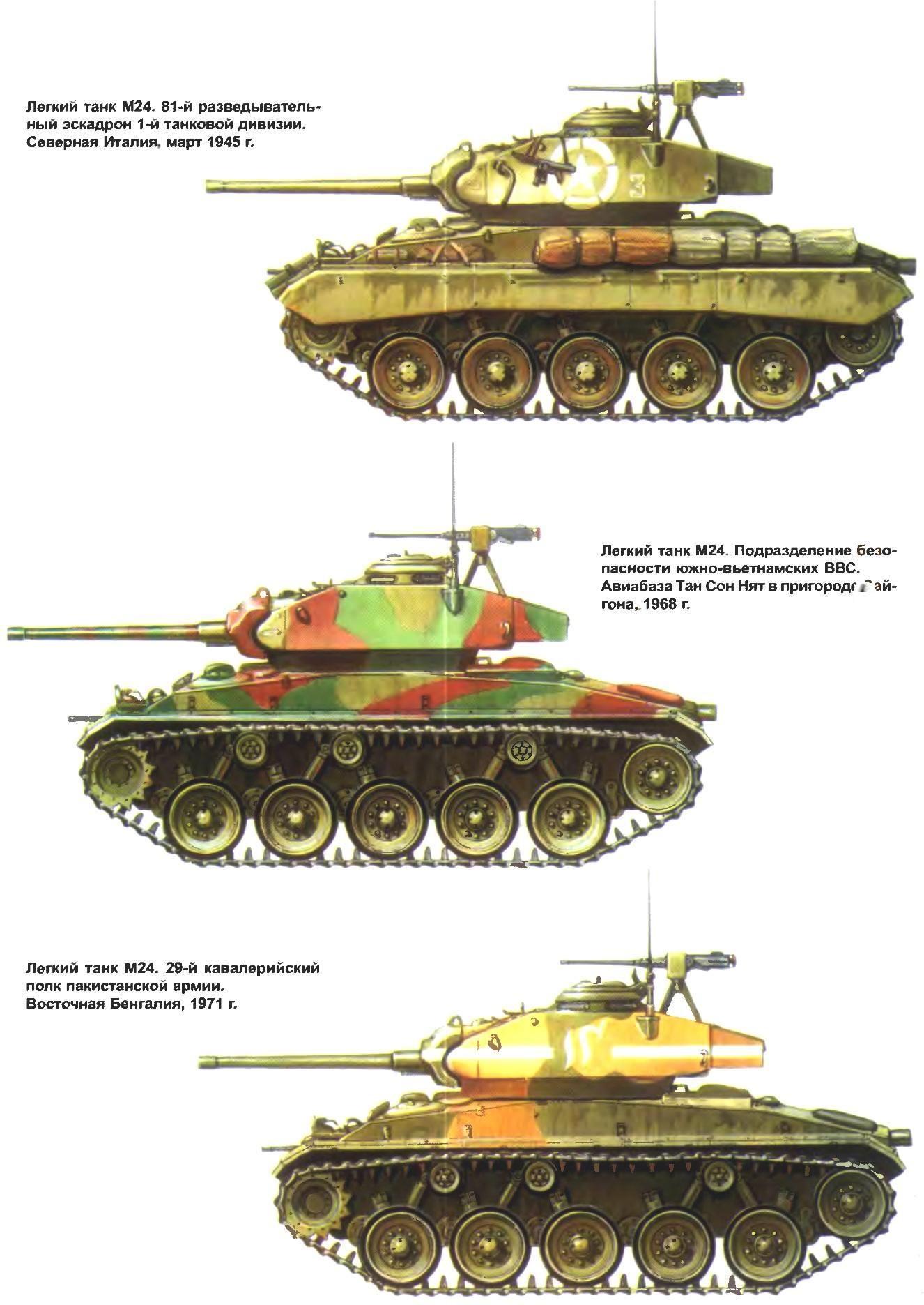 М24 General Chaffe