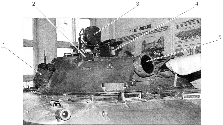 Башня БМД-3