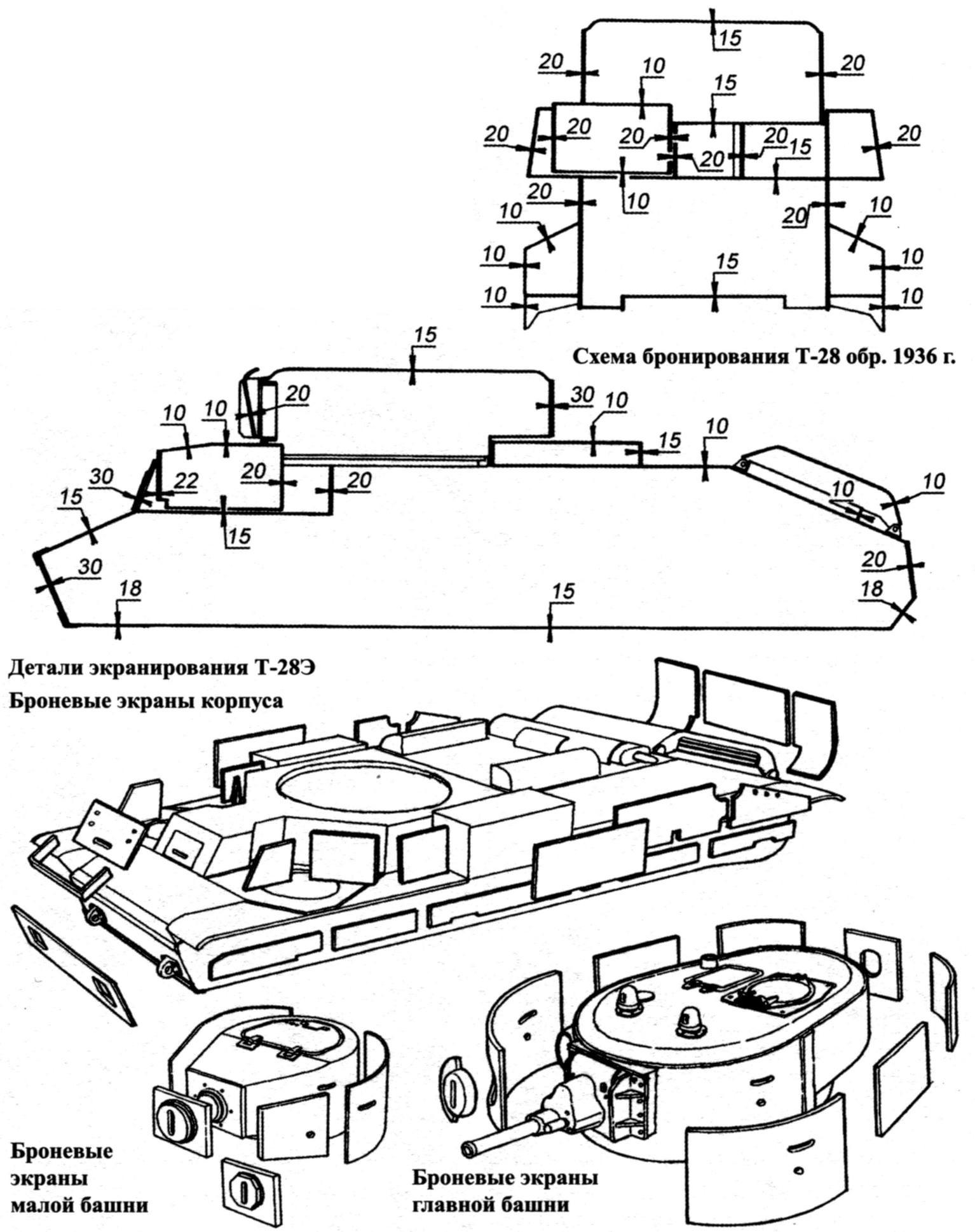 Reservation scheme T-28