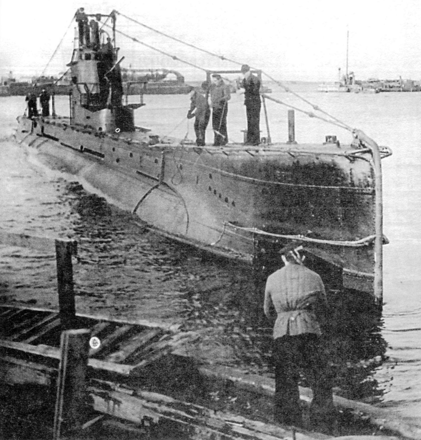 Подводная лодка типа «Щ», III серии