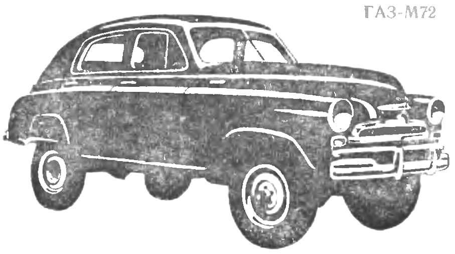 ГАЗ-М72